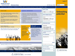 Wesleyan Intranet